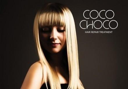 Выравнивание волос cocochoco