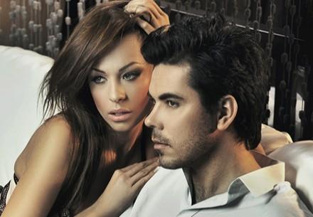 Красивые прически мужчины и женщины
