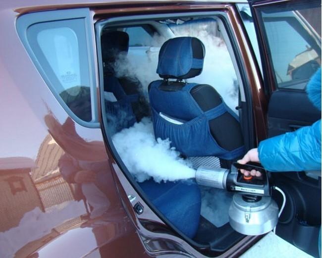 Как сделать запах в автомобиле 574