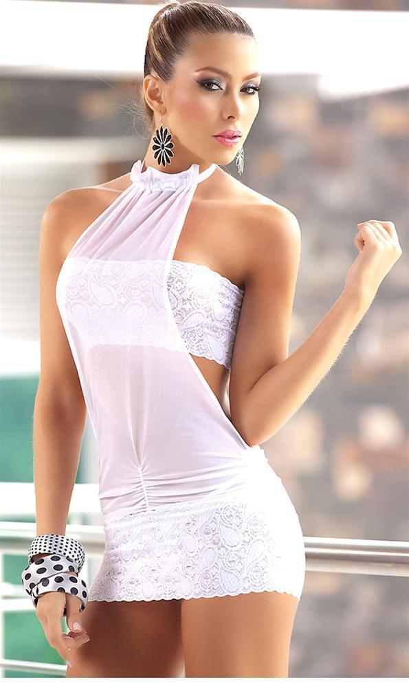 Прозрачные платья вк